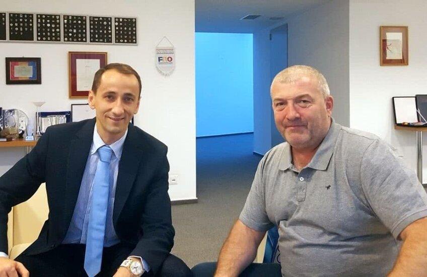 """""""Judecătorul"""" Mihai Covaliu și """"acuzatul"""" Florin Bercean sunt colegi de club la Dinamo, au grade înalte pe linie de Interne și se susţin reciproc, indiferent de grozăviile petrecute la lotul olimpic de judo"""