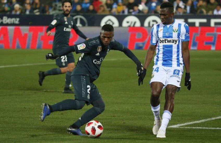Leganes - Real Madrid // FOTO: Reuters