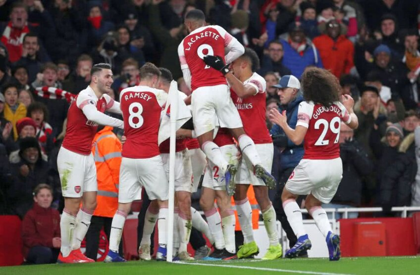 Arsenal - Chelsea // FOTO: Reuters