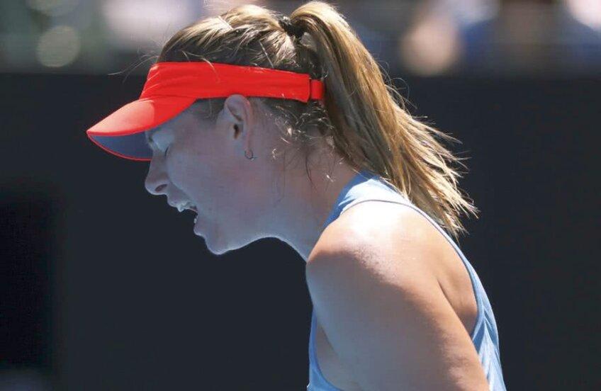 Maria Sharapova // FOTO: Reuters