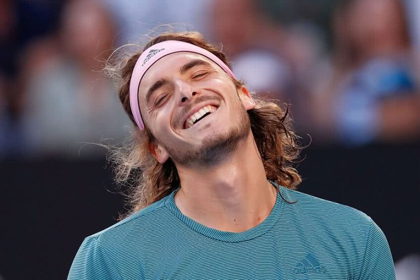 Stefanos Tsitsipas, foto: Guliver/gettyimages