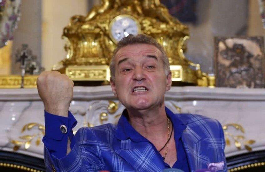 Gigi Becali nu-l iartă pe Mihai Voduț: