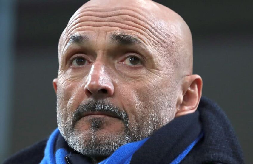 Luciano Spalletti // FOTO: Guliver/GettyImages