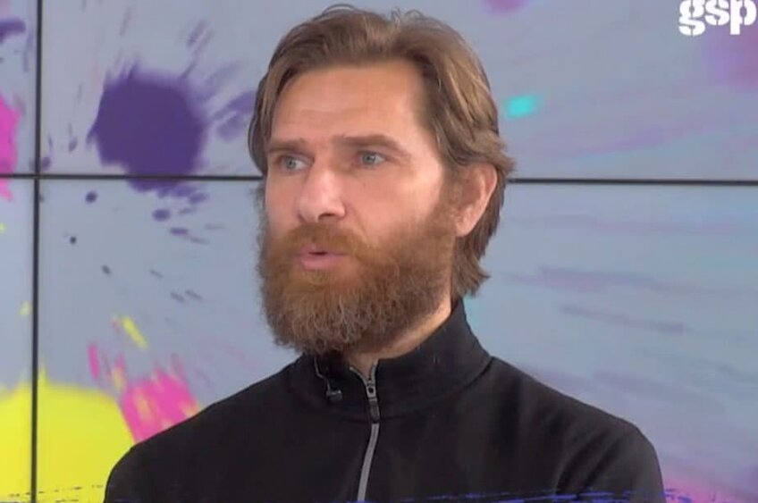 Alexandru Tudor, în platoul GSP Live