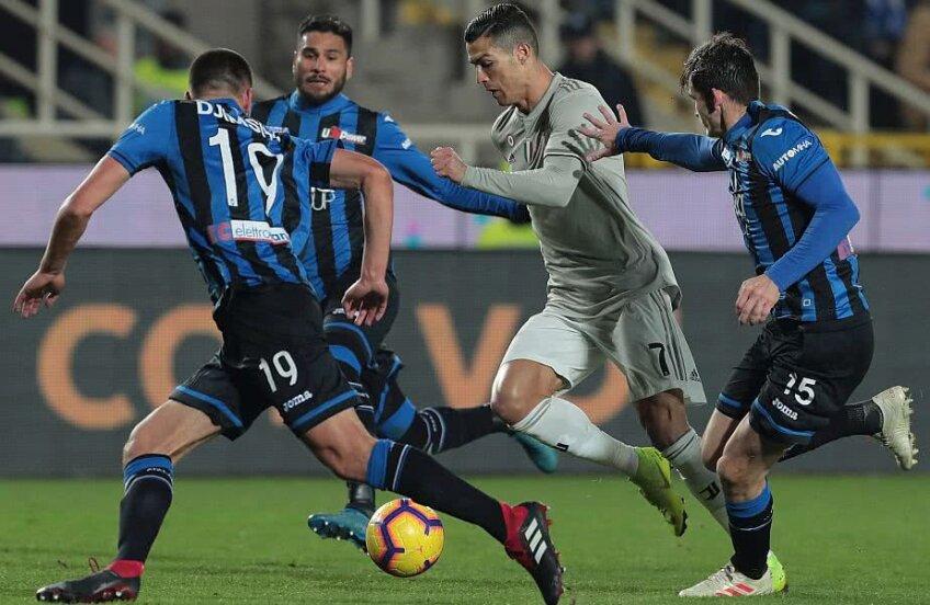 Atalanta - Juventus // FOTO: Guliver/GettyImages