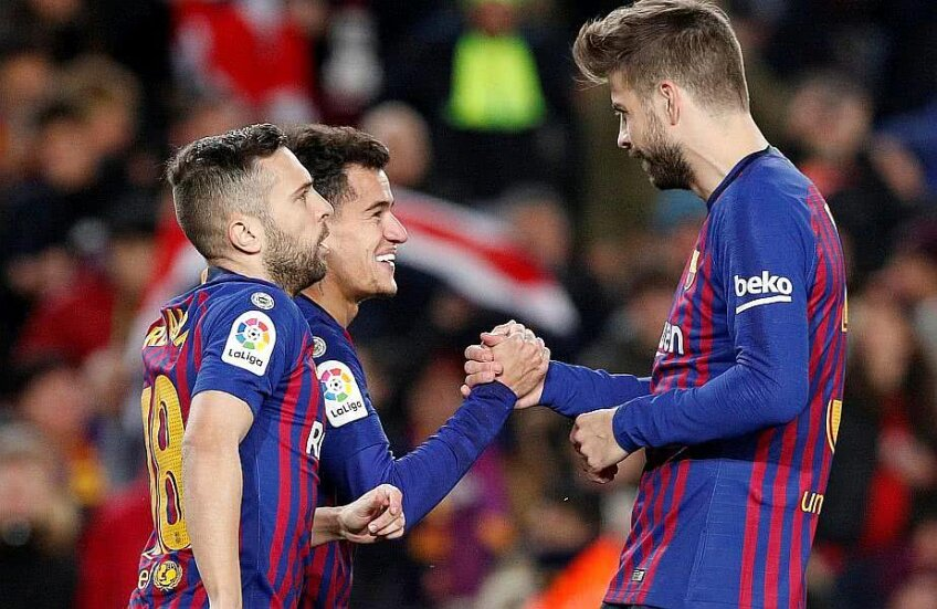 Barcelona - Sevilla // FOTO: Reuters