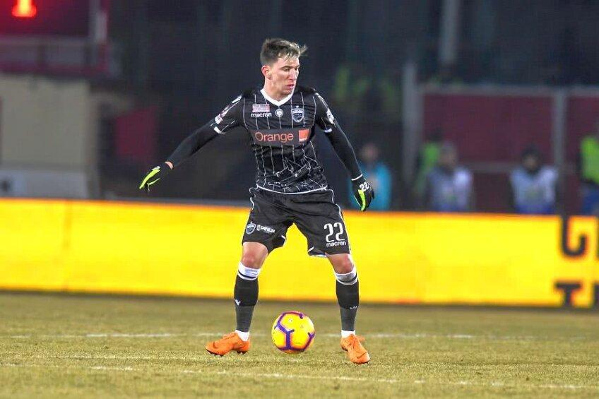 Deian Sorescu, Dinamo