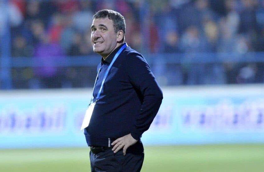 Gheorghe Hagi, manager Viitorul