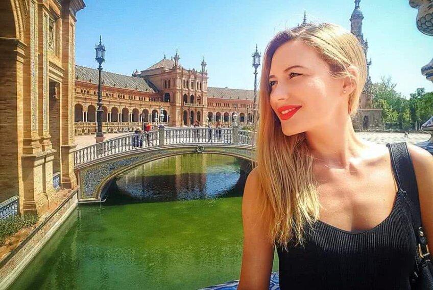 Sursă: Instagram Camelia Bălțoi