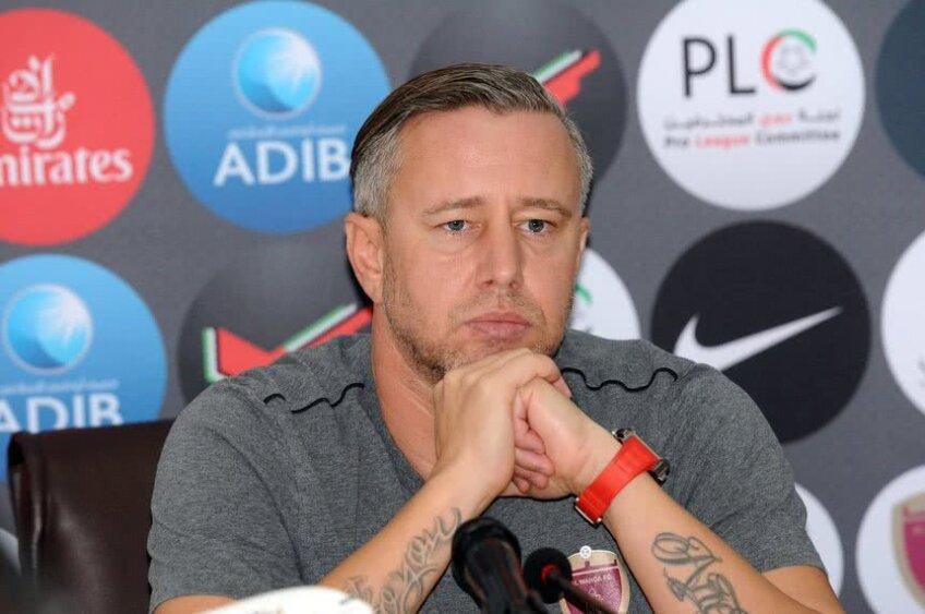 Laurențiu Reghecampf, fost antrenor al FCSB-ului