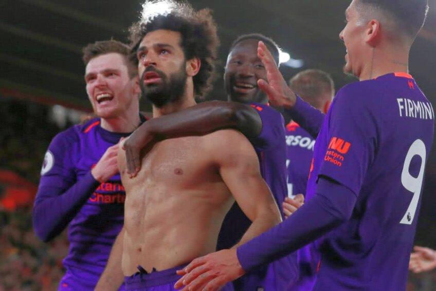 Southampton - Liverpool // FOTO: Reuters