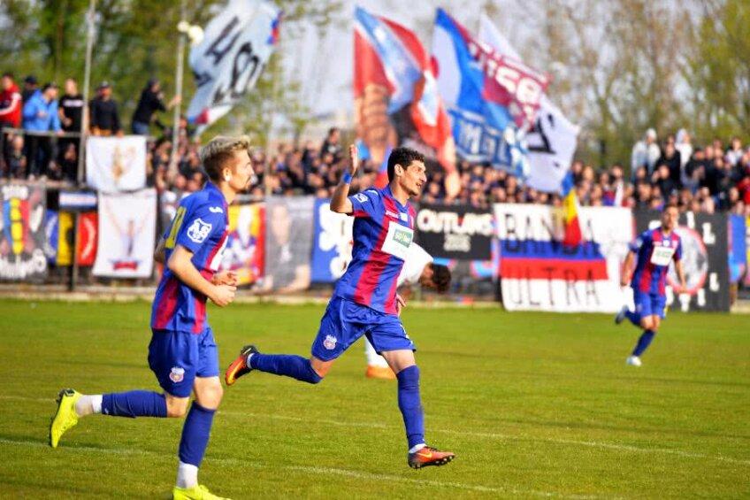 CSA Steaua - CS FC Dinamo // FOTO: Cristi Preda