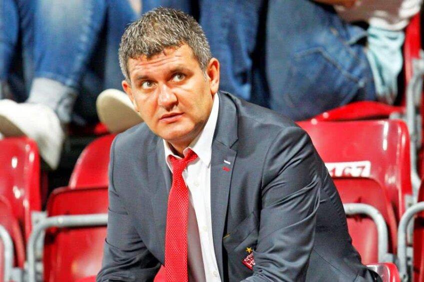 Bogdan Bălănescu e noul director general al lui Dinamo // FOTO: fcdinamo.ro