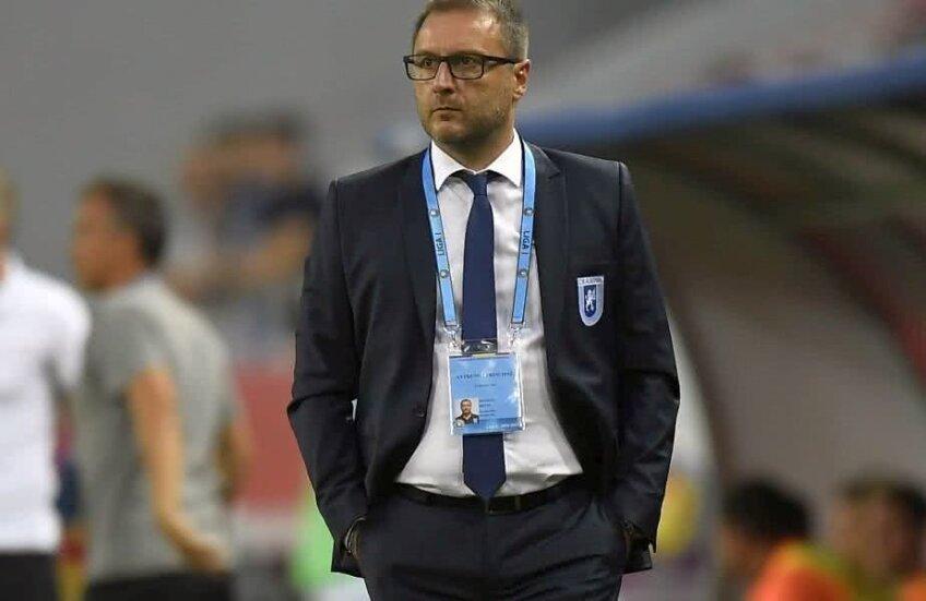 Devis Mangia, fost antrenor al CSU Craiova