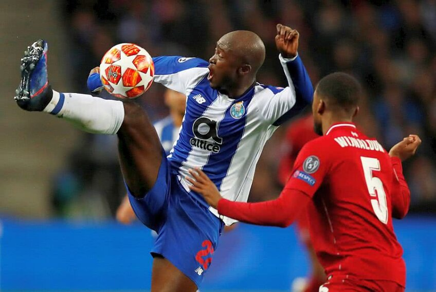 Porto - Liverpool // FOTO: Reuters