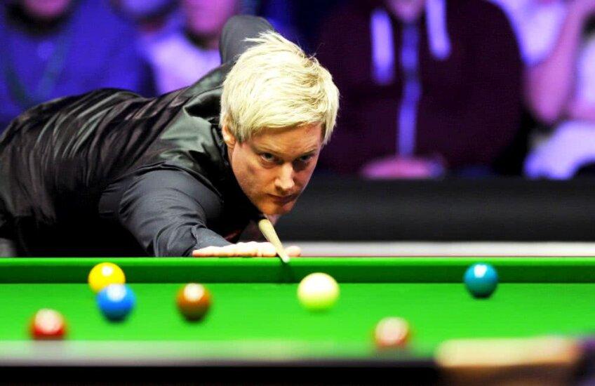 Neil Robertson are un start de senzație la CM de snooker de la Crucible, foto: Guliver/gettyimages
