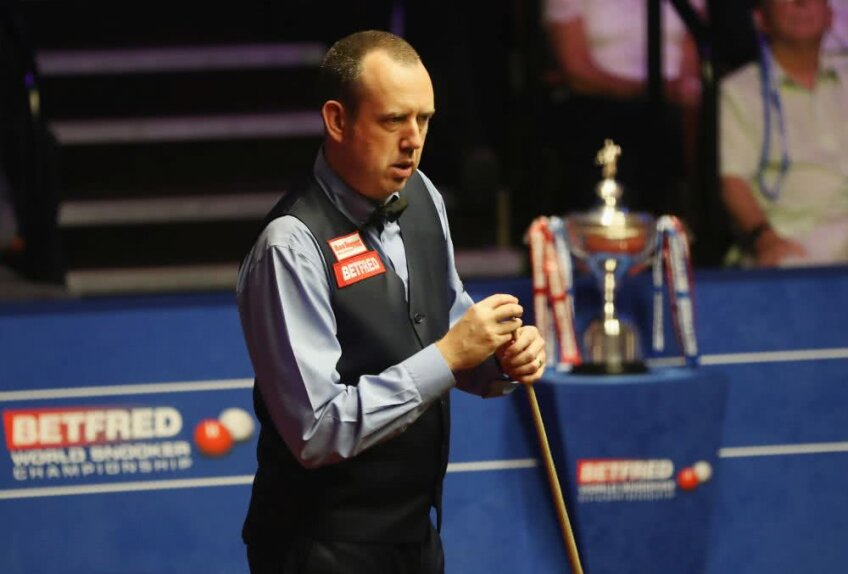 Mark Williams, foto: Guliver/gettyimages