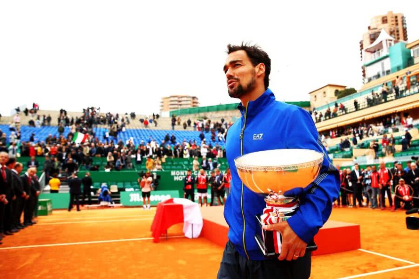 Fabio Fognini // FOTO: Guliver/Getty Images