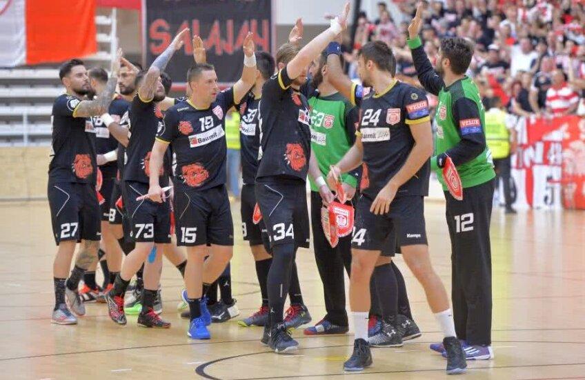 Dinamo, echipa de handbal masculin din Liga Națională.