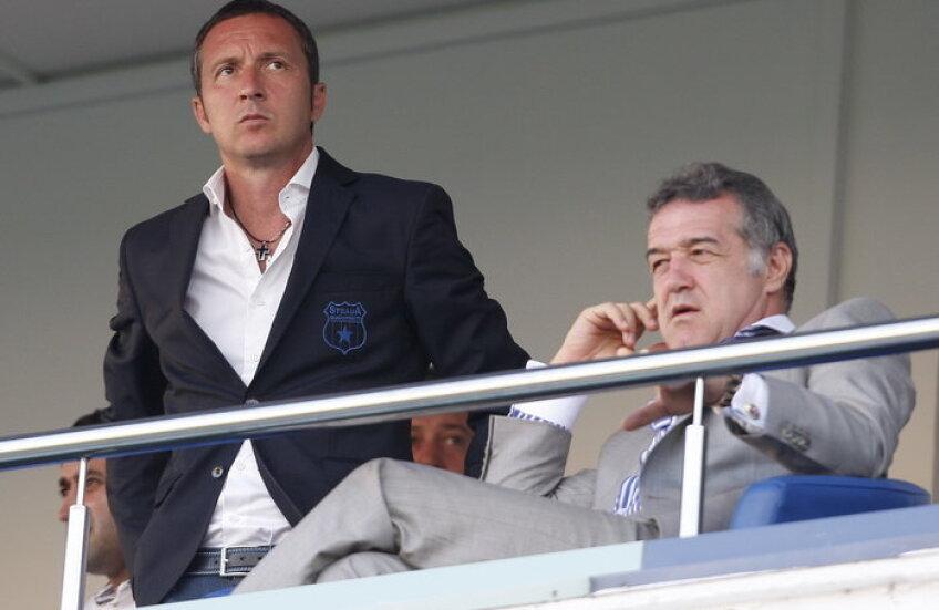 Mihai Stoica rămâne omul de încredere al lui Gigi Becali
