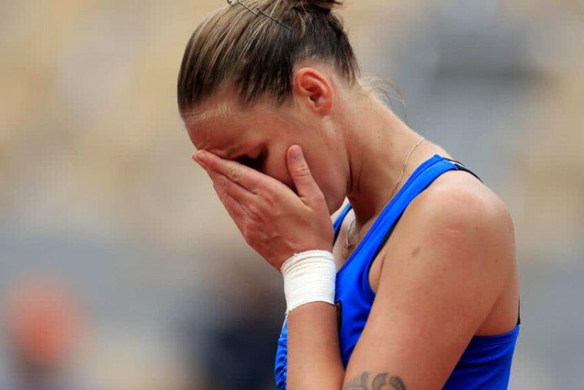 Karolina Pliskova // FOTO: Reuters