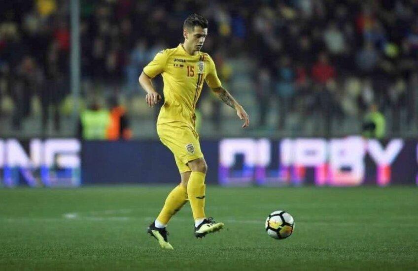 Mihai Butean - echipa națională