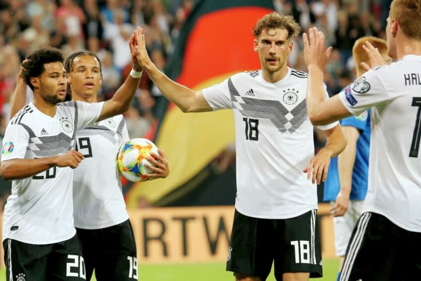 Germania - Estonia 7-0 // FOTO: Reuters