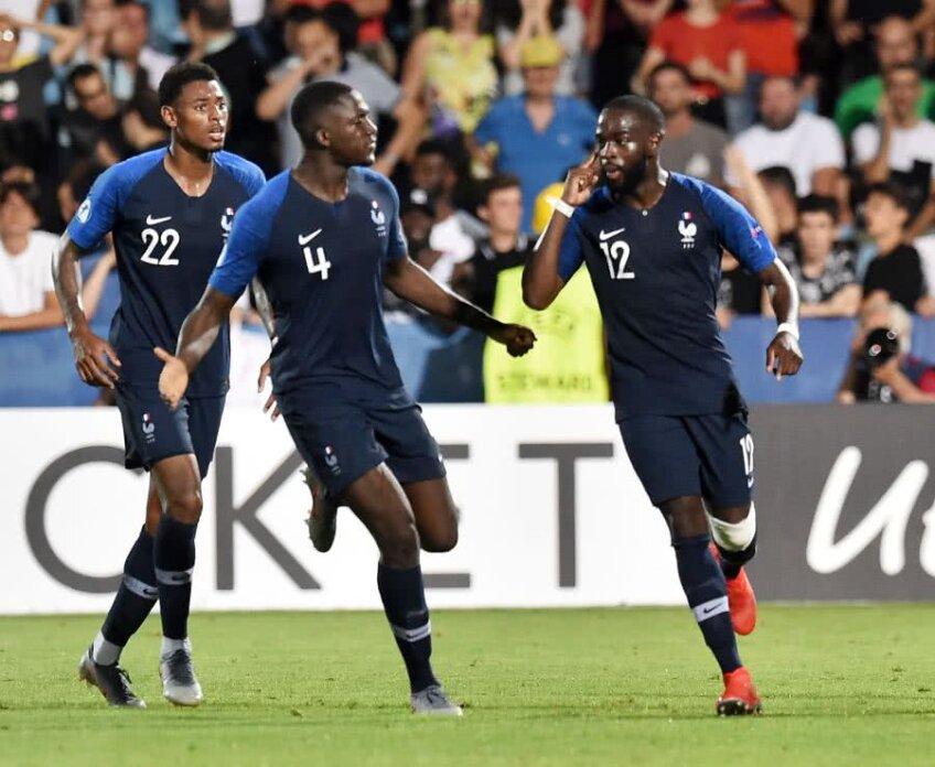 FOTO: GettyImages // Anglia U21 - Franța U21