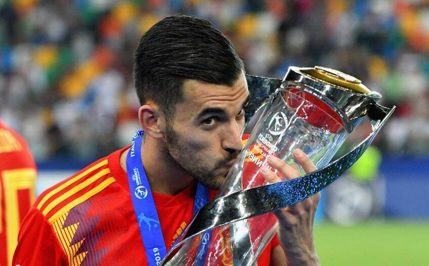 GettyImages // Dani Ceballos, cel mai bun jucător de la EURO 2019