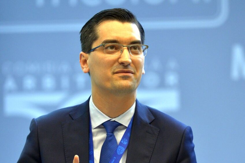 Răzvan Burleanu // foto: Gazeta Sporturilor