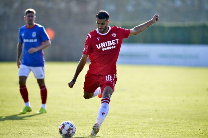Mattia Montini este singurul fotbalist care a confirmat dintre cei aduși de Mircea Rednic