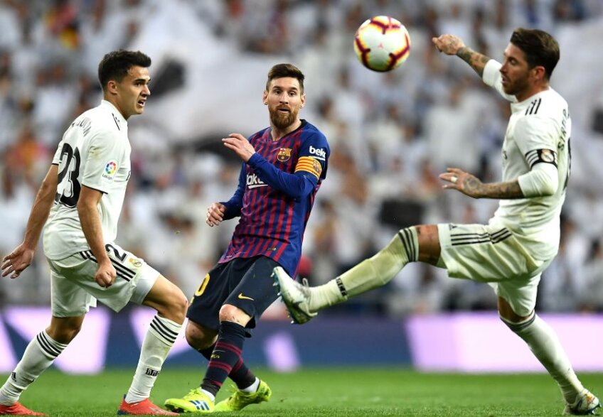 Barcelona - Real Madrid // FOTO: Guliver/GettyImages