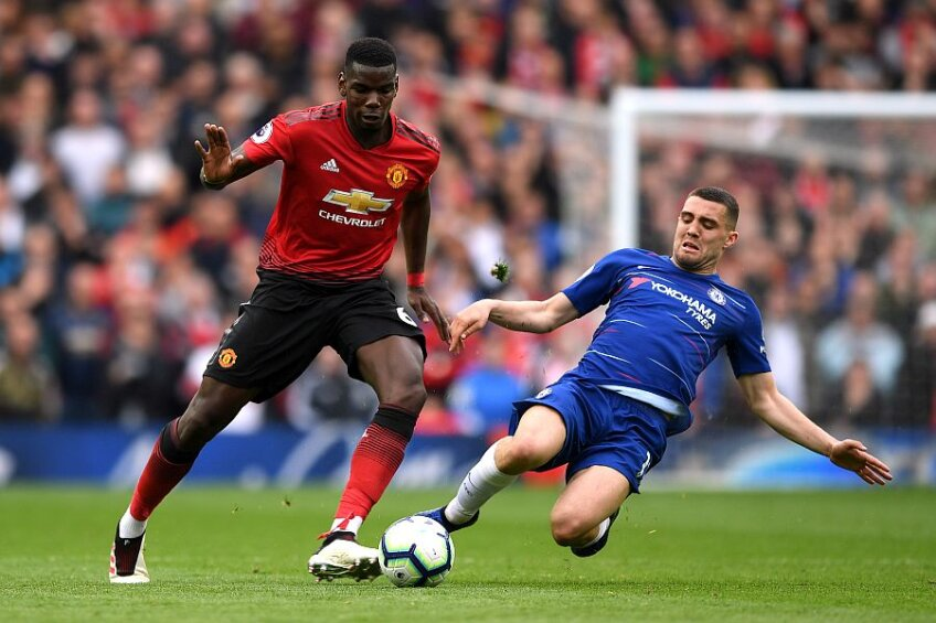 Paul Pogba (foto: Guliver/Getty Images)