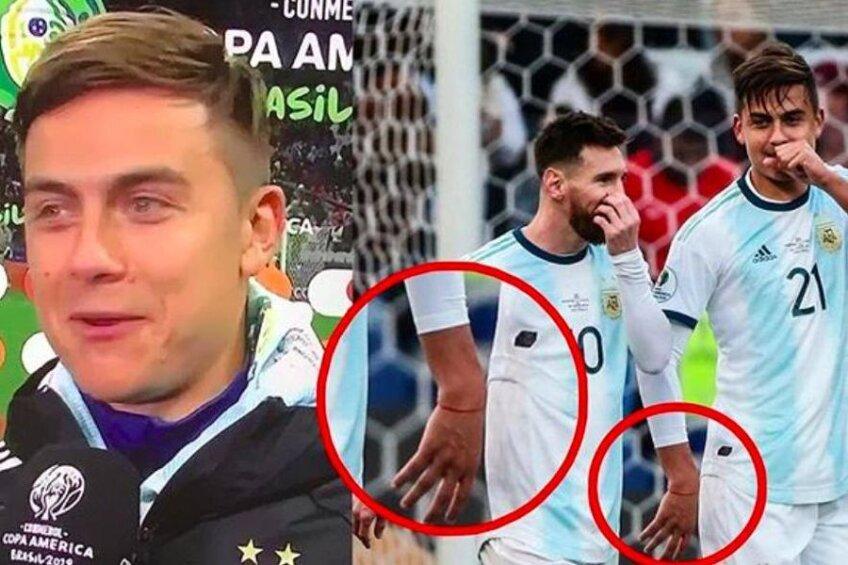Cadoul făcut de Leo Messi lui Paolo Dybala