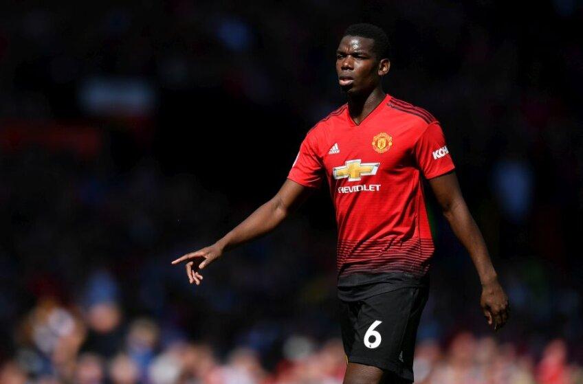 FOTO: GettyImages // Paul Pogba la Manchester United