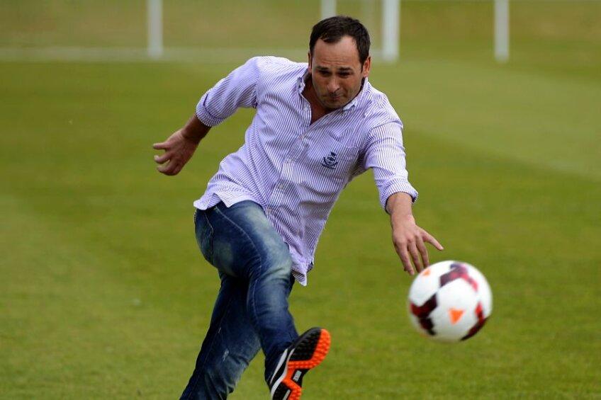 Ionut Negoiță n-a luat întotdeauna cele mai inspirate decizii la Dinamo // FOTO: Gazeta Sporturilor