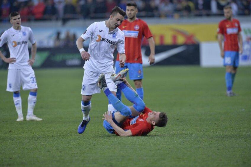 Craiova - FCSB // Alexandru Mateiu vs Florin Tănase