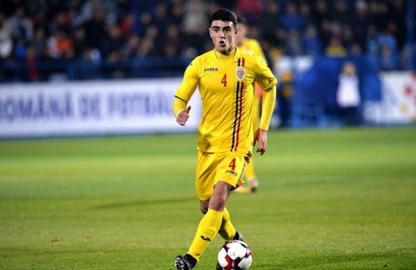 Alexandru Pașcanu - România U21