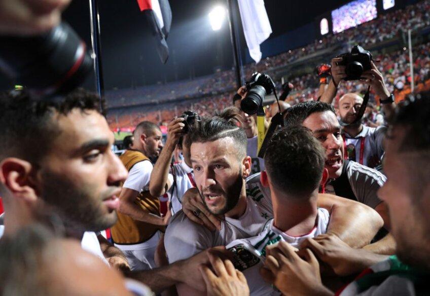 FOTO: Reuters // Algeria - Nigeria, Cupa Africii