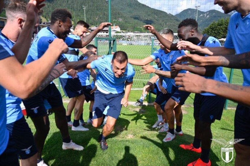 FOTO: Twitter Lazio