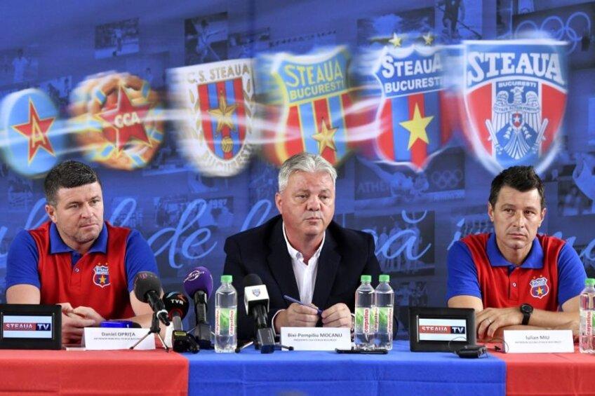 Foto: CSA Steaua