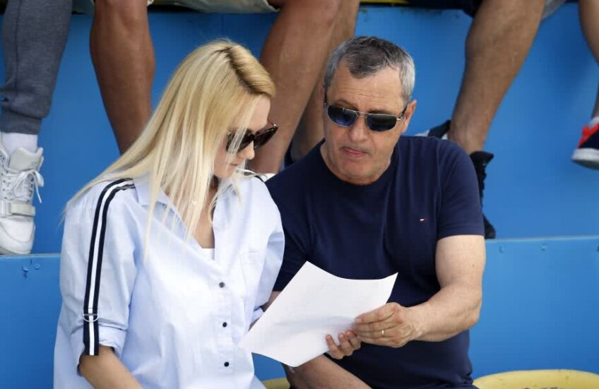Mircea Rednic și Luana Rednic