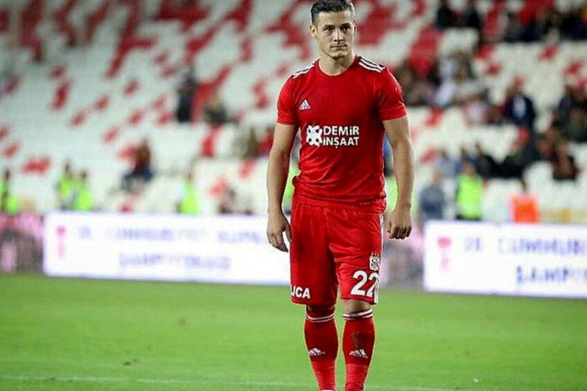 Gabi Torje a evoluat ultima oară pentru Sivasspor