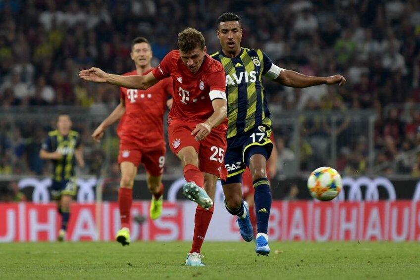 Bayern Munchen // FOTO: Guliver/GettyImages