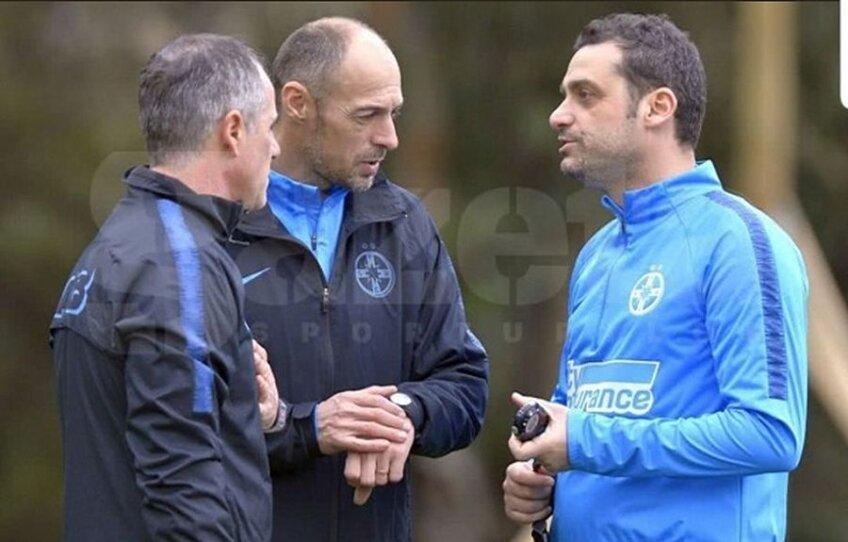 Bogdan Andone, secundul lui Mihai Teja la FCSB