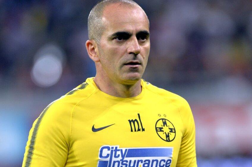 Marian Lupu, 48 de ani, a debutat ca preparator în fotbal în 1999, la FC Național