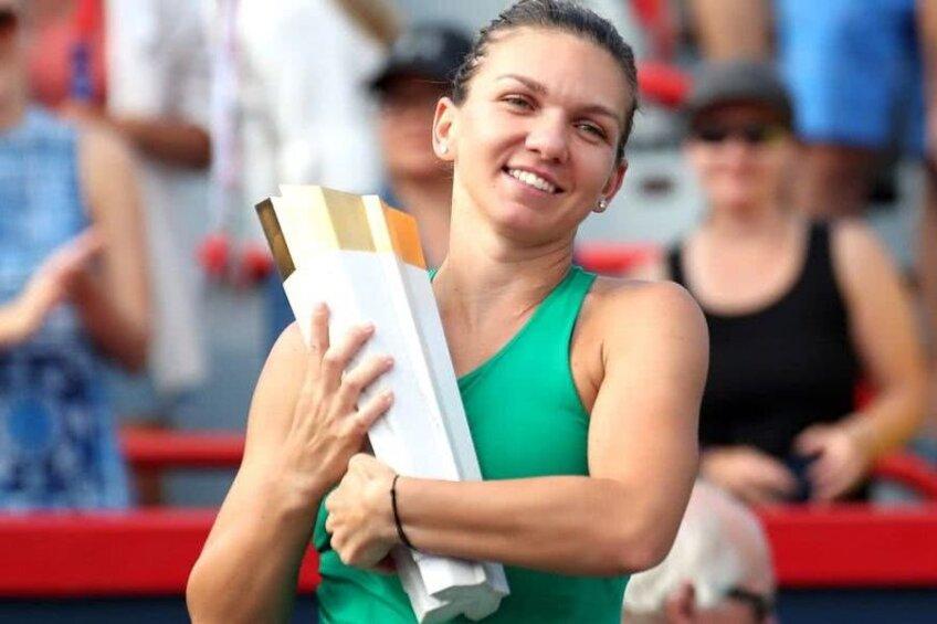 Simona Halep e campioană en-titre la Rogers Cup // foto: Reuters