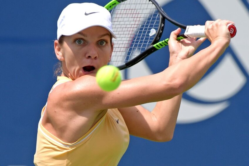 Simona Halep - Jennifer Brady, Rogers Cup // FOTO: Guliver/GettyImages