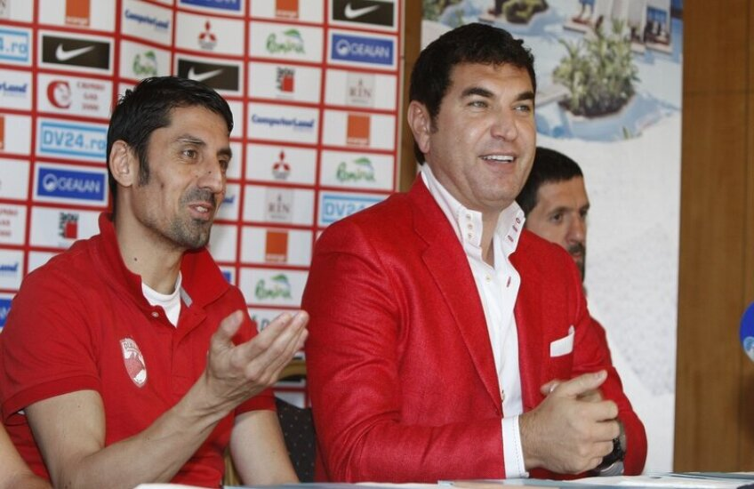 Cristi Borcea avea planul făcut pentru o revenire surpriză la Dinamo, însă a renunțat la idee.