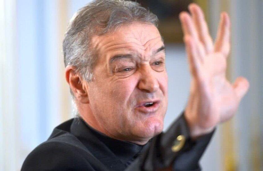 Gigi Becali s-a declarat dezamăgit de FCSB după remiza cu Botoșani, scor 1-1